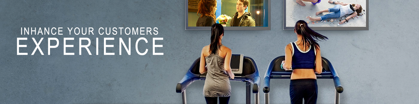 DIRECTV for Gyms and Health Clubs