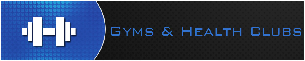 Business Type - Gyms and Health Clubs