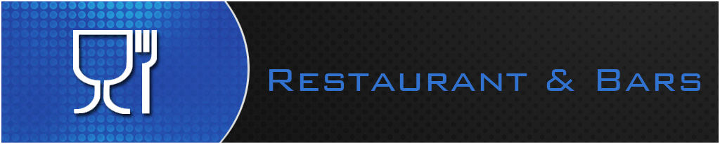 Business Type - Bars and Restaurants