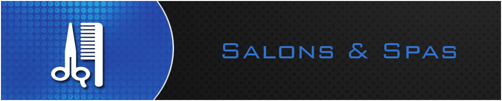 Business Type - Salons and Spas